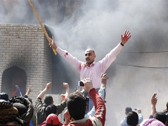 В Ливии мятежники захватили Злитан