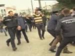 Соратник Саакашвили пострадал наакции протеста вГрузии