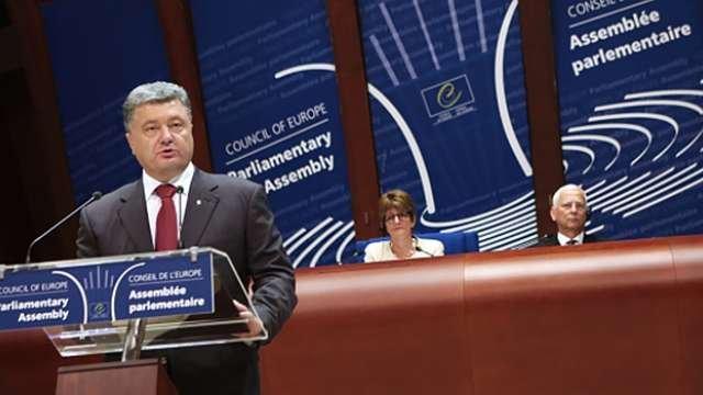 ВУкраине нет гражданской войны, зато есть широкое участие РФ— докладчик ПАСЕ