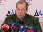 Минобороны ДНР: Танк украинской армии расстрелял грузовик донецкого ополчения, есть погибшие