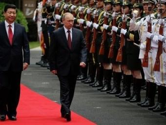 Всентябре Владимир Путин посетит Китай