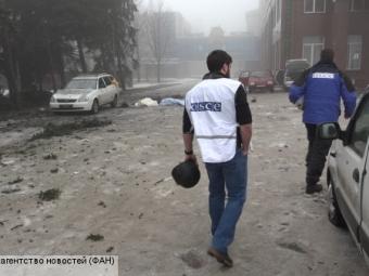ОБСЕ убедилось вотсутствии унашей армии российского оружия— ДНР