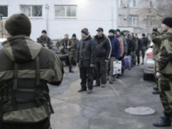 Украинская сторона обменялась списками пленных ссепаратистами