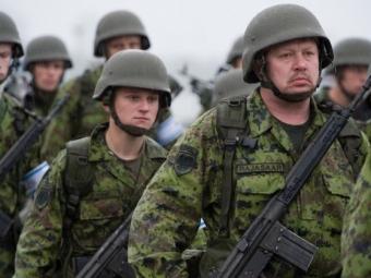 Армия Эстонии способна обратить российские войска вбегство— Депутат Рады