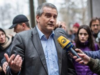 Глава Крыма лишил себя половины зарплаты