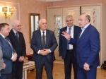 Удмуртия будет развивать экономические икультурные связи сАзербайджаном