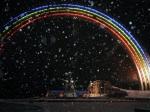 ВКиеве могут демонтировать арку Дружбы народов