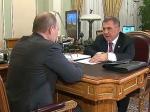 Путин назначил Минниханова и.о. главы Татарстана всвязи систечением полномочий