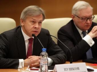 Пушков предрекает отказЕС отдальнейшего расширения антироссийских санкций