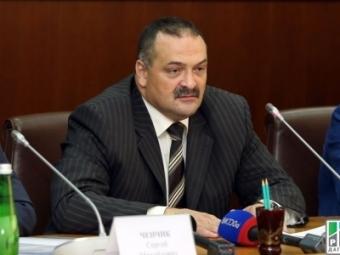 ВСтаврополе судей напутствовал полпред ПрезидентаРФ вСКФО