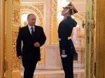 Песков: Путин небудет отмечать годовщину первого избрания напост президента