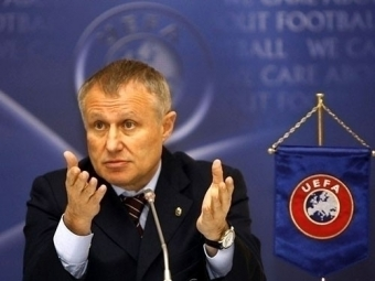 Вице-президент УЕФА неисключил возможности бойкота ЧМ-2018 пофутболу