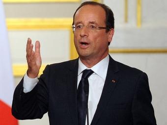 Олланд: Достижение мира вУкраине повлияет наразвитие связей сЕАЭС