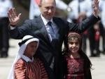 Путин заявил: Россия будет способствовать достижению независимости Палестины