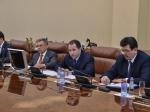 ВКазани прошло совещание повопросу ликвидации последствий пожара вТК «Адмирал»