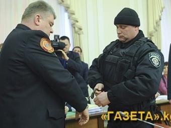 Суд арестовал бывшего главу Госслужбы поЧС Украины Бочковского