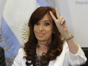 Президент Аргентины посетит Москву