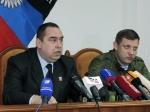 Захарченко иПлотницкий снова пожаловались Меркель иОлланду наофициальный Киев