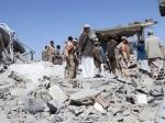 «Аравийская коалиция» нанесла удар повоенным складам встолице Йемена