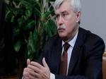 В ЗС Петербурга Полтавченко проводит консультации с депутатами