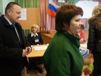 Выборы мэра Карпинска выиграл единоросс