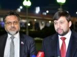 Ополченцы пригрозили прекратить переговоры сКиевом