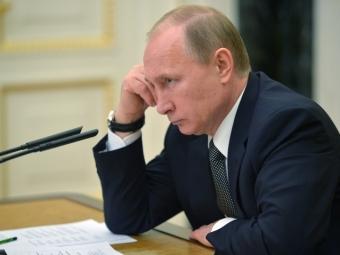 Путин: Бизнес необходимо оградить отвзяток и«крышевания»