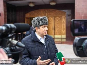 ВГрозном могут назвать улицы вчесть ДНР иЛНР