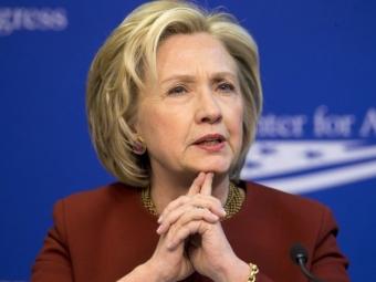 Хиллари Клинтон готова принять участие ввыборах— СМИ