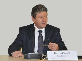 396 человек стали кандидатами навыборы вПодмосковье 26апреля