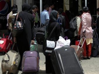 МИД: 16 кыргызстанцев по-прежнему находятся вЙемене, 10 эвакуировано