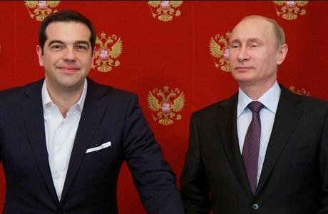 Россия передала Ципрасу украденную нацистами греческую икону