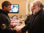 """Кадырова наградили """"За заслуги в организации выборов"""""""