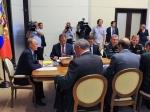 Путин внес в Госдуму поправки в закон о гособоронзаказе