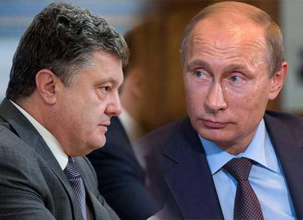 Порошенко назвал «идиотизмом» сообщения опредложении «отдать Донбасс»