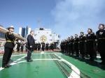 Украинский флот должен быть совмещаемым скораблями НАТО— Порошенко