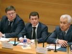 «Единая Россия» обсудила сТопилиным проблему занятости— Исаев