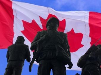 Вближайшие месяцы Канада отправит наУкраину своих военных— СМИ