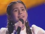 Саида Мухаметзянова изКазани прошла вфинал проекта «Голос.Дети»