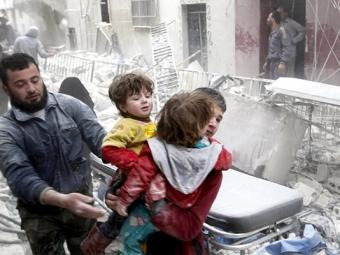 Оппозиционеры обстреляли Алеппо, погибли мирные жители— Сирия