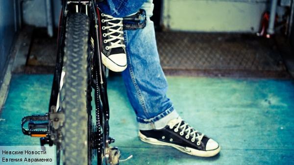 ГИБДД: НаПриморском шоссе муковоз сбил велосипедиста