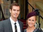 .Первый министр Шотландии поздравила теннисиста Маррея сосвадьбой