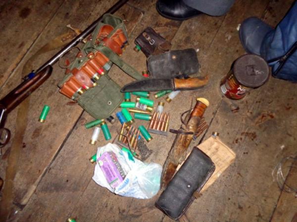 ВБашкортостане 80-летний пенсионер хранил оружие дома незаконно