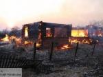 МЧС: Почти вся территория Хакасии из-за пожаров затянута дымом