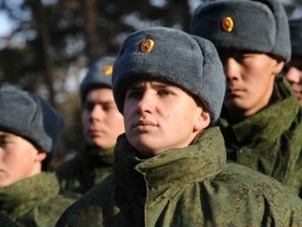 ИзОмской области пойдут служить более 2 тысяч призывников