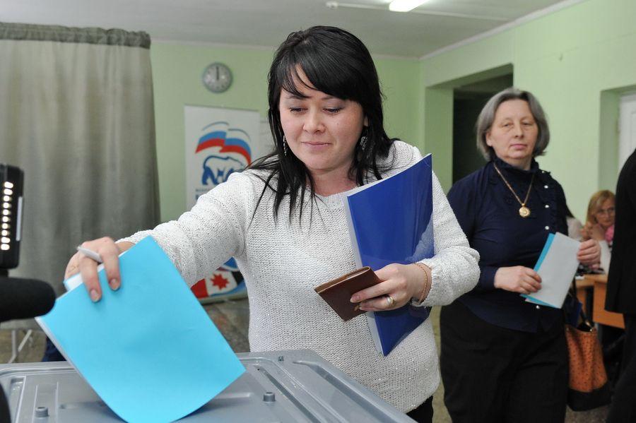 ВГордумы придут способные работать вединой команде люди— Александр Соловьев
