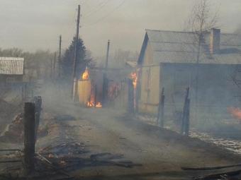 Правительство Хакасии ввело натерритории региона режимЧС из-за пожаров
