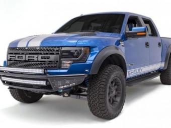 Представлен новый 700-сильный Shelby Baja