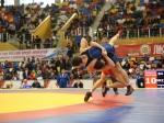 Воспитанники «МГФСО» Москомспорта завоевали 4 медали первенства России погреко-римской борьбе