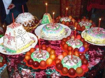 Православные верующие, встретив Пасху, вступают вСветлую седмицу